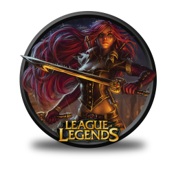 256x256px size png icon of Katarina High Command