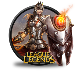 256x256px size png icon of Leona Defender