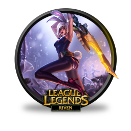 256x256px size png icon of Riven Battle Bunny