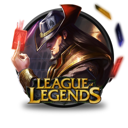 256x256px size png icon of Twisted Fate