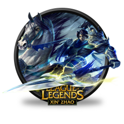 256x256px size png icon of Xin Zhao Warring Kingdoms