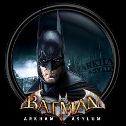 256x256px size png icon of Batman Arkam Asylum 5