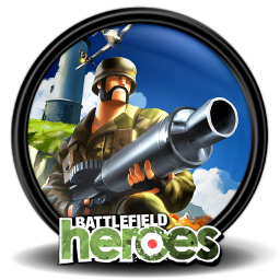 256x256px size png icon of Battlefield Heroes new 2