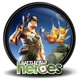 256x256px size png icon of Battlefield Heroes new 3