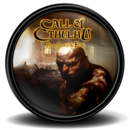 256x256px size png icon of Call of Cthulhu 1