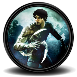 256x256px size png icon of DarkSector new 1
