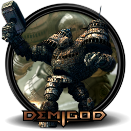 256x256px size png icon of Demigod 1