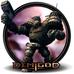 256x256px size png icon of Demigod 2