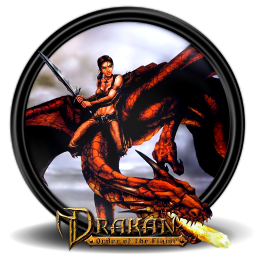 256x256px size png icon of Drakan Order of the Flame 1