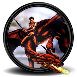 256x256px size png icon of Drakan Order of the Flame 2