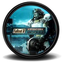 256x256px size png icon of Fallout 3 Operation Anchorage 1