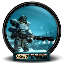 256x256px size png icon of Fallout 3 Operation Anchorage 3
