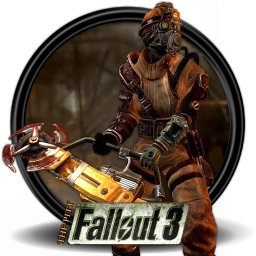 256x256px size png icon of Fallout 3 The Pitt 3