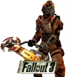 256x256px size png icon of Fallout 3 The Pitt 4