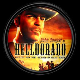 256x256px size png icon of Helldorado 1