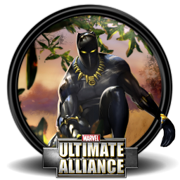 256x256px size png icon of Marvel Ultimate Alliance 1