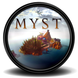 256x256px size png icon of Myst 1