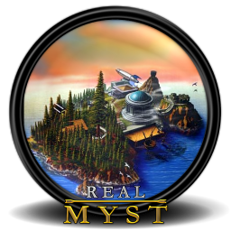 256x256px size png icon of Myst Real 1