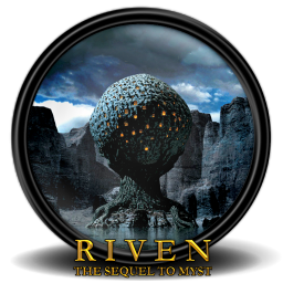 256x256px size png icon of Myst Riven 1