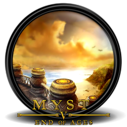 256x256px size png icon of Myst V End of Ages 1