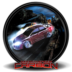 256x256px size png icon of Need for Speed Carbon new 1