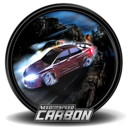 256x256px size png icon of Need for Speed Carbon new 4