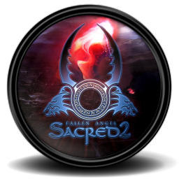 256x256px size png icon of Sacred 2 new shadow 1