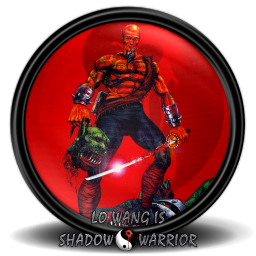 256x256px size png icon of Shadow Warrior 1