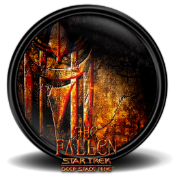 256x256px size png icon of StarTrek Deep Space Nine The Fallen 1