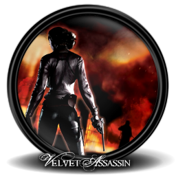 256x256px size png icon of Velvet Assassin 2