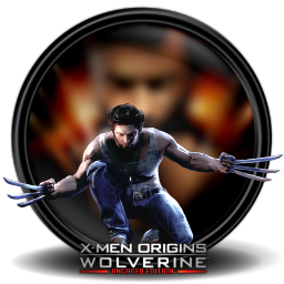 256x256px size png icon of X Men Origins Wolverine new 4