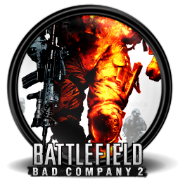 256x256px size png icon of Battlefield Bad Company 2 5