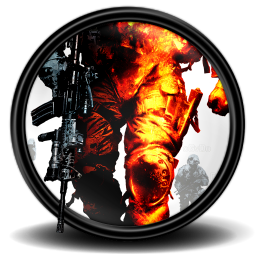 256x256px size png icon of Battlefield Bad Company 2 7