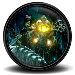 256x256px size png icon of Bioshock 2 5