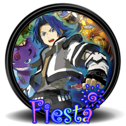 256x256px size png icon of Fiesta Online 1