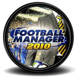 256x256px size png icon of Football Manager 2010 1