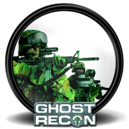 256x256px size png icon of Ghost Recon 1