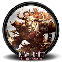 256x256px size png icon of Knight Online World 3