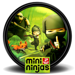 256x256px size png icon of Mini Ninjas 3