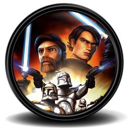 256x256px size png icon of Star Wars The Clone Wars RH 3