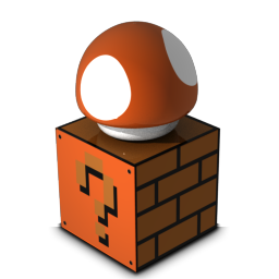256x256px size png icon of Todd Cube