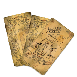 256x256px size png icon of Tarot set 2
