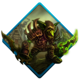 256x256px size png icon of wow goblin