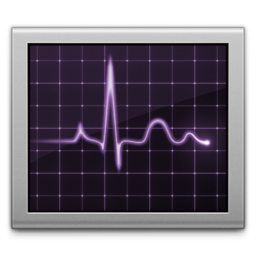 256x256px size png icon of Purple