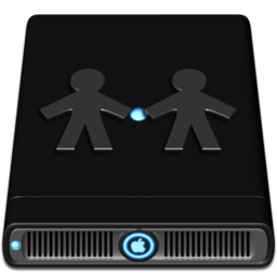 256x256px size png icon of Server