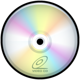 256x256px size png icon of Video CD 2.0