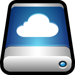 256x256px size png icon of Device External Drive iDisk