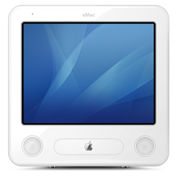 256x256px size png icon of emac