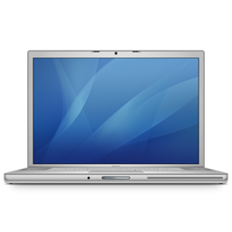 256x256px size png icon of macbookpro 15