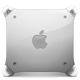 256x256px size png icon of powermac g4 quicksilver